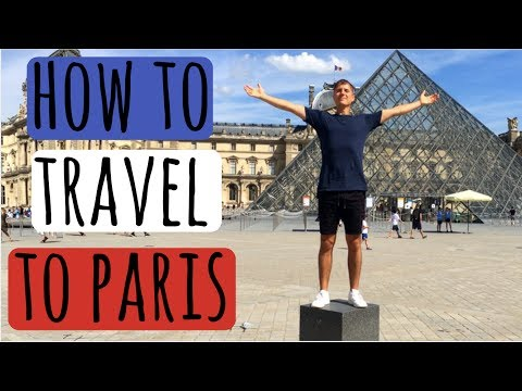 Adventure to Paris // Fun & Quirky Travel Guide