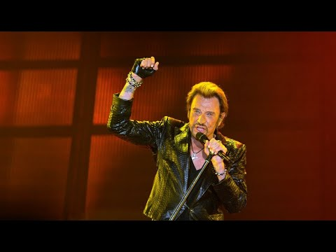 'French Elvis' Johnny Hallyday dies aged 74