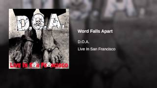 Play World Falls Apart (Live In SF)