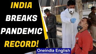 India records over 1.8 Lakh new Covid-19 cases and 1,027 deaths in 24 hours| Oneindia News