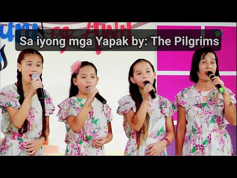 Sa Iyong Mga Yapak - Song Rendition By The Pilgrims (Bonite Family)