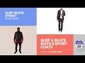 Surf & Skate Suits & Sport Coats Surf Skate, Street Fashion