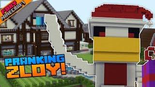 PRANKING @ZloyXP | Truly Bedrock Season 1 [76] | Minecraft Bedrock Edition SMP