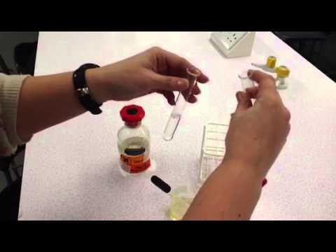 Test for Lipids