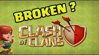Clash is Broken !? Need A New Update Clash of Clans !