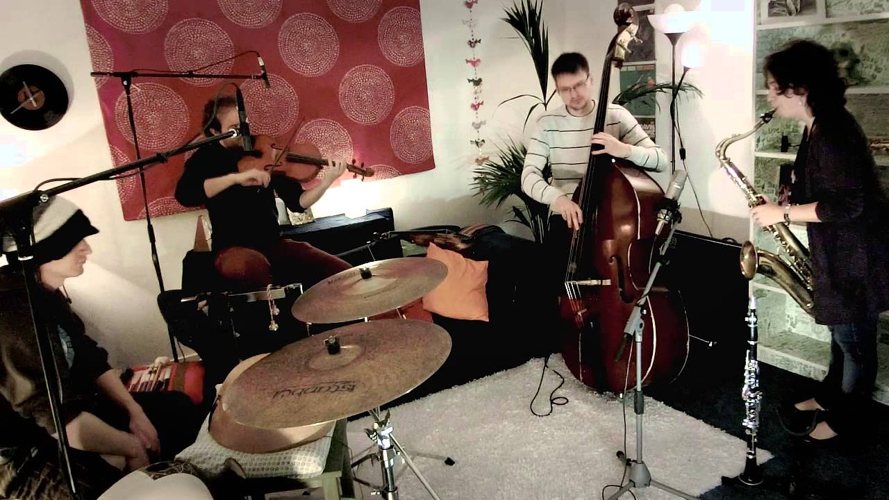 Footprints - The New Quartet