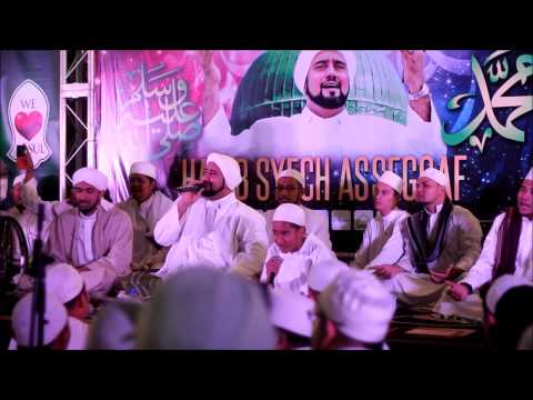 MALAM CINTA RASUL : Qasidah 3/YaHaNaNa (habib syech assegaf)