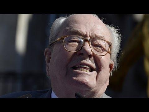 """Présidentielle : Philippot """"responsable de la défaite"""" du FN, selon Jean-Marie Le Pen"""