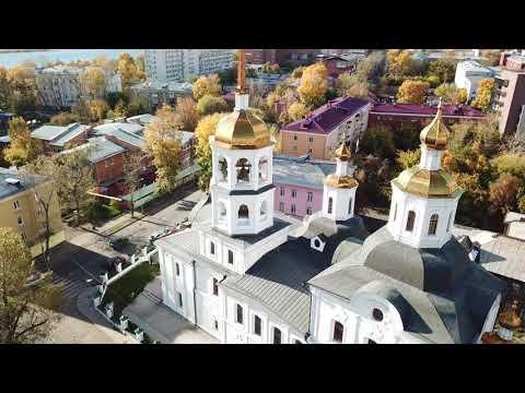 Irkutsk - Russia (Mavic Pro Drone Footage)