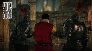 Ведьмак 2: Убийцы королей прохождение на геймпаде часть 35 Арест