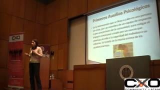 BCP3 2012 - Cecilia Foster Moreno - El adecuado manejo de las Emociones #cxobcp