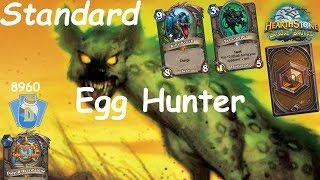 Hearthstone: Midrange Hunter Post-Nerf #8: Witchwood (Bosque das Bruxas) - Standard Constructed
