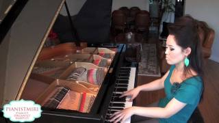 Amy Winehouse - Rehab | Piano Cover by Pianistmiri