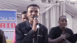 Cabdi Hani (CUDOON) New Song LIVE 2015