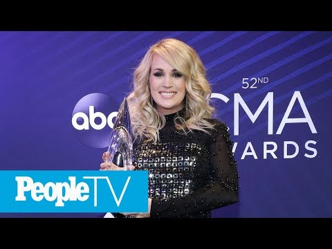 Carrie Underwood Reveals She And Mike Fisher Are Expecting A Second Son: 'It's A Willie!' | PeopleTV