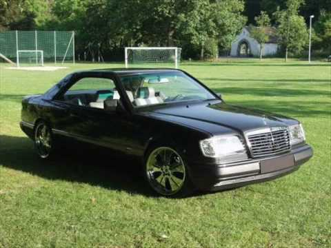 mercedes w124 coupe youtube. Black Bedroom Furniture Sets. Home Design Ideas