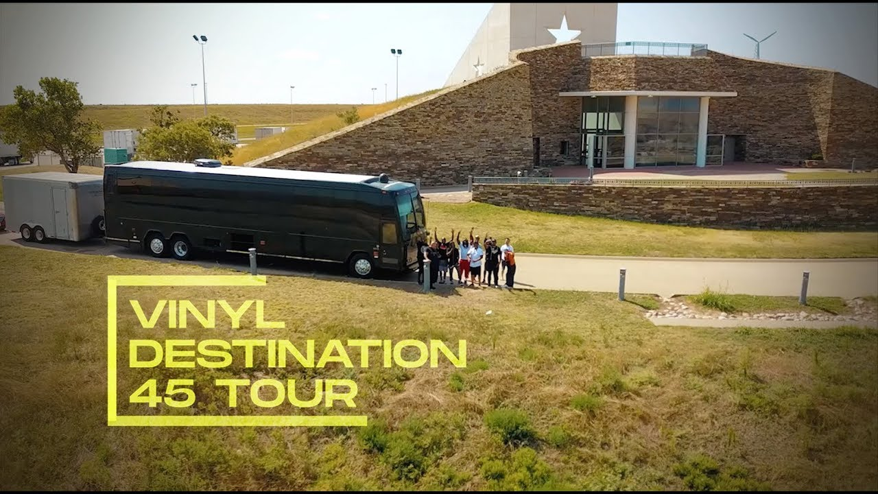 Vinyl Destination 45 Tour