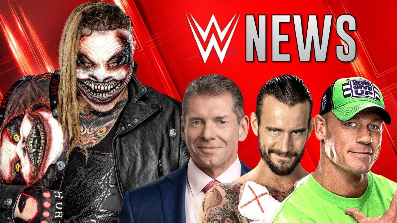 Les News WWE: THE FIEND BRAY WYATT VIRÉ!