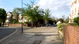 アキーラさん散策!イギリス・キューガーデン周辺1,Kew-garden,London