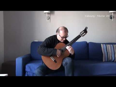 Arahaban'andriana – Justin Rajoro – Guitare classique malagasy