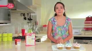 Cómo decorar tus cupcakes con malvaviscos