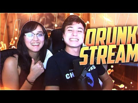LL STYLISH | DRUNK STREAM HIGHLIGHTS WITH JORDANNE