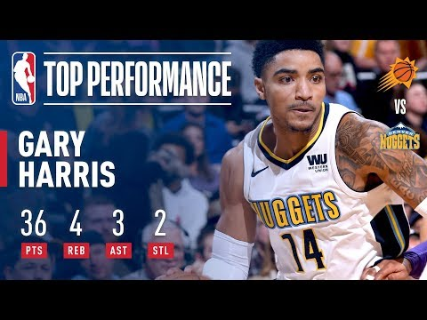 Gary Harris Ties His Career-High In Scoring with 36 Pts | January 3, 2018