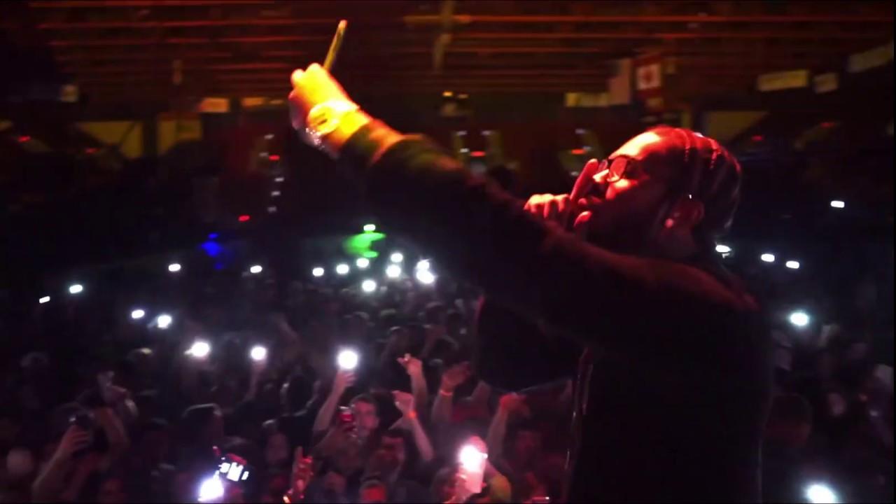 POP SMOKE - Live Performance (Binghamton, NY) @bertobie