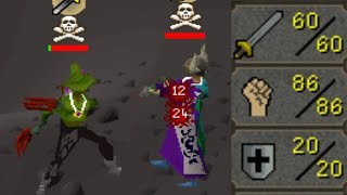 20 DEFENSE DRAGON CLAWS PKING