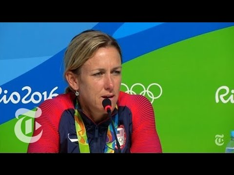 Kristin Armstrong Wins Third Straight Gold | Rio Olympics 2016 | The New York Times