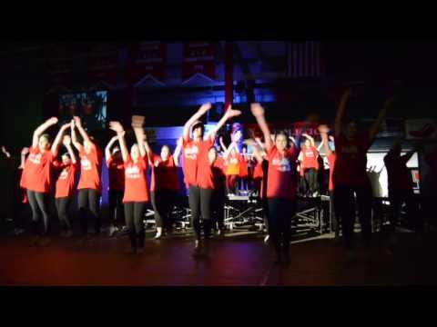 Delta Zeta-Nicholls State University Songfest Champions 2017