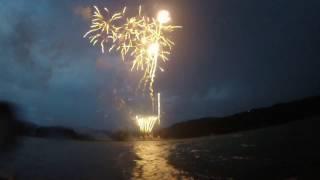Inn Of The Mountain Gods Firework Show 2015
