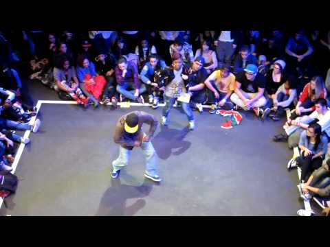 Juste Debout Amsterdam 2011 || Pre-selection: Hip-...