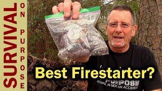 Is Dryer Lint Really The Best Fire Starter?