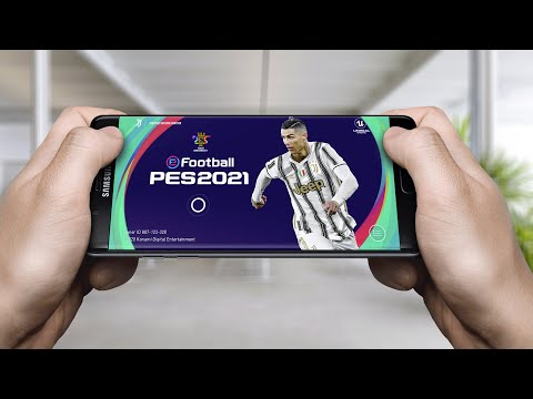 Download and Install PES 2018 on Android Device !!!