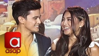 "ASAP: James and Nadine sing ""Till I Met You"""