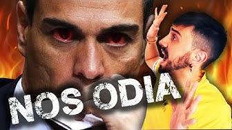 Imagen del video: InfoVlogger: A Pedro Sánchez le damos asco