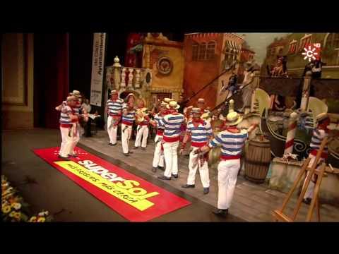 Comparsa. La Serenissima FINAL | Actuación Completa | Carnaval de Cádiz 2012