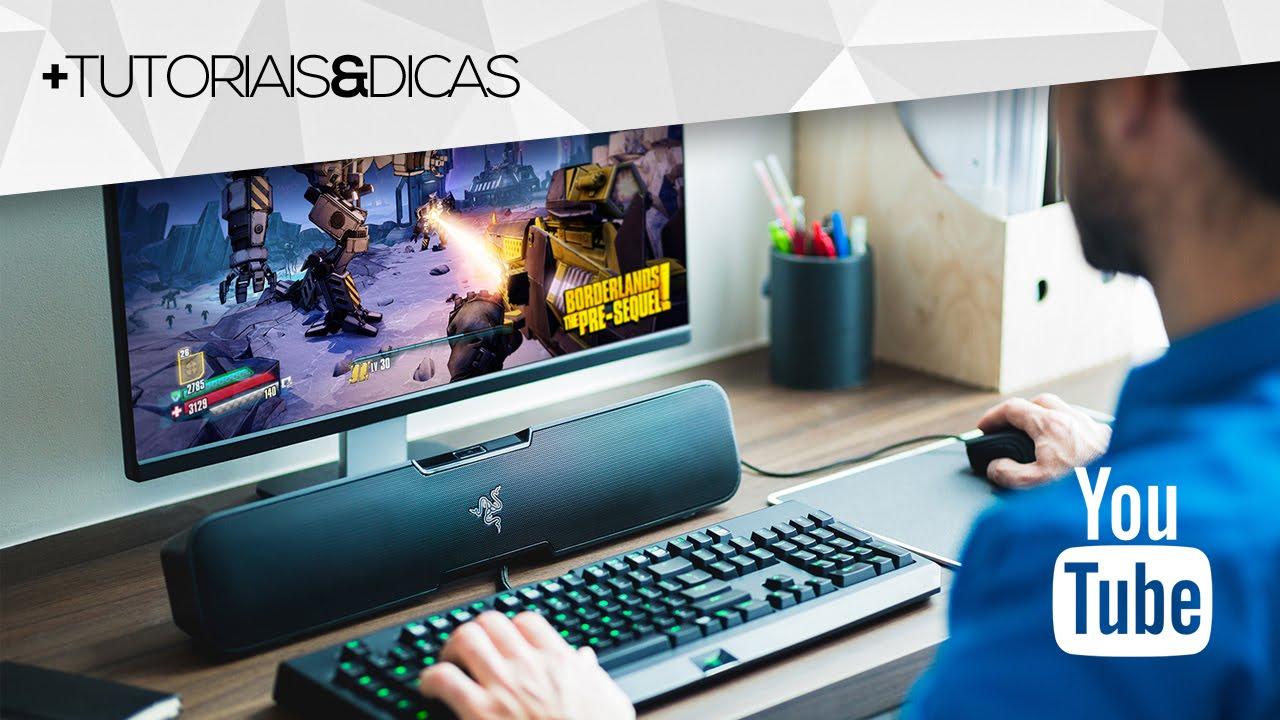Como ganhar um PC Gamer completo (fazer parceria com loja de PC gamer)