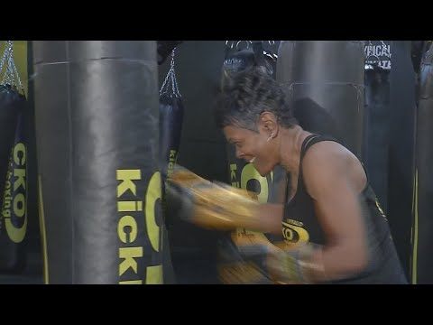 Amherst CKO Kickboxing packs a calorie burning punch
