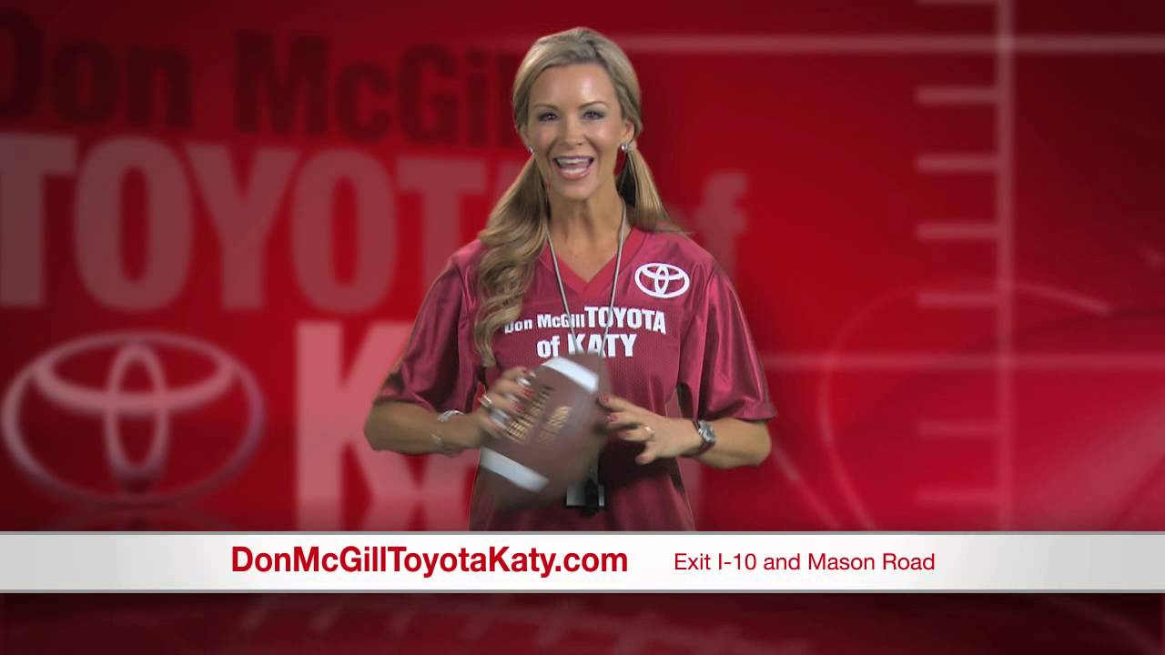 Don Mcgill Toyota Katy >> Houston Video Production: Don Mcgill Toyota of Katy - YouTube