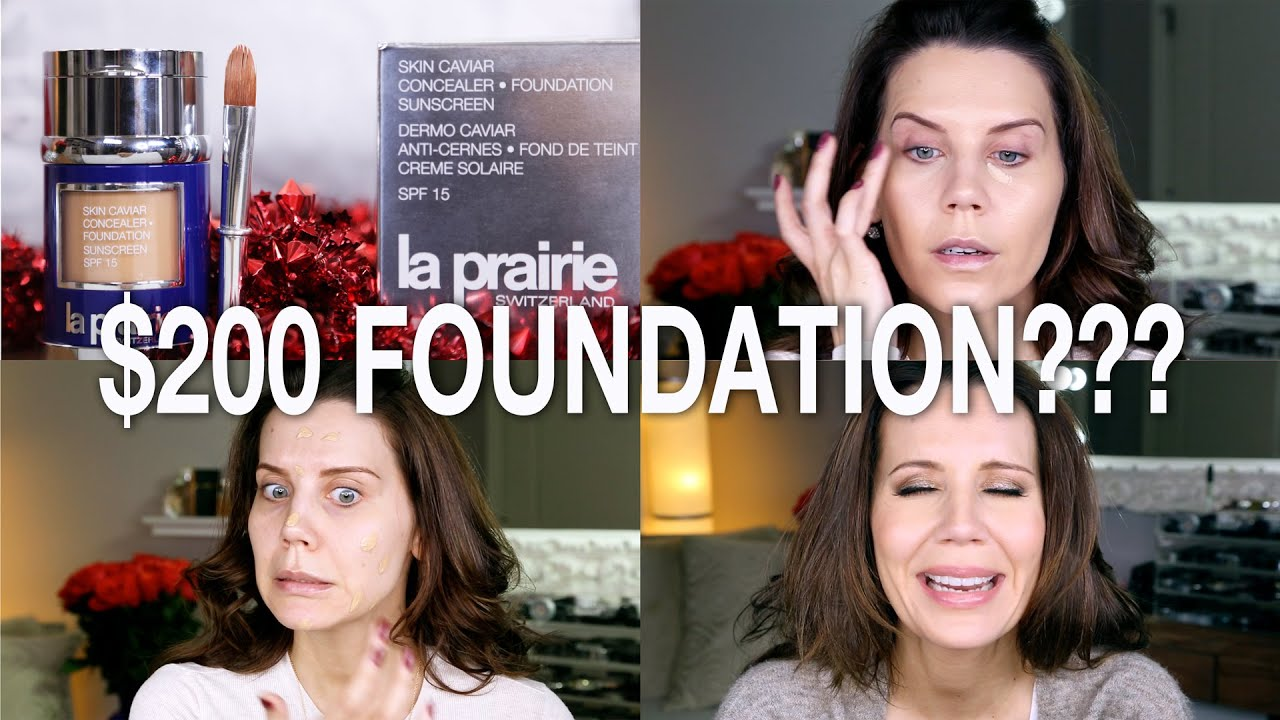 200 Foundation Wtf First Impressions Youtube