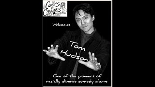 Comics On Cannabis Podcast welcomes comedian Tom Hudson
