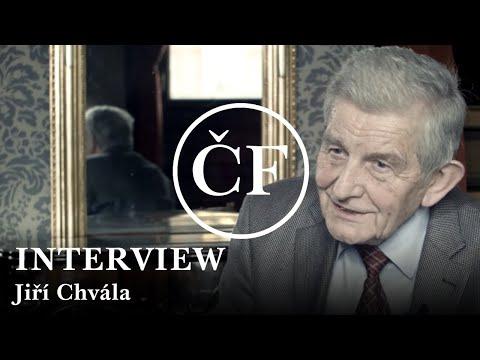 Jiří Chvála: interview (Česká filharmonie / Czech Philharmonic)