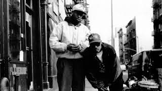 Gang Starr - Above The Clouds (Instrumental Reprod.)