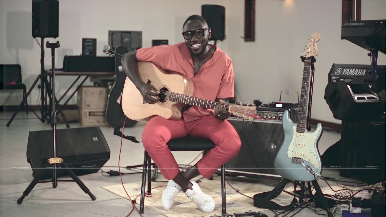 SAUTI SOL - FEEL MY LOVE (Guitar Tutorial) by Fancy Fingers