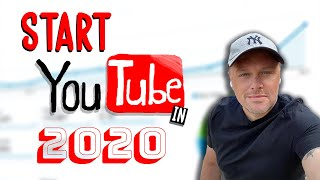 How To START A YOUTUBE CHANNEL In 2020: Beginner's guide from 0 subscribers