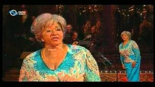 Grace Bumbry My Way  (Éva Marton 70th Birthday Gala in Budapest 16-06-2013)