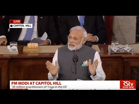 FULL SPEECH | PM Narendra Modi's address to the joint meeting of the US Congress | Jun 8, 2016
