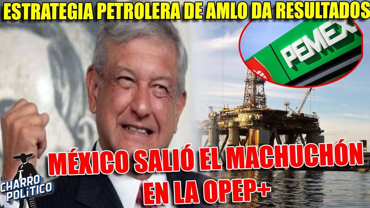 ¡Pemex Gana Negociación Con Arabia Saudita! BARRIL DE PETRÓLEO VUELVE A LLEGAR A LOS 40 DOLARES